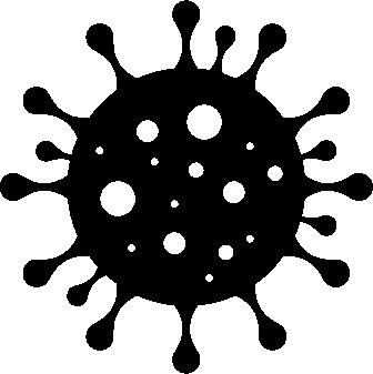 image of covid virus