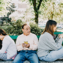 Dealing with generational division issues and its mental health implications